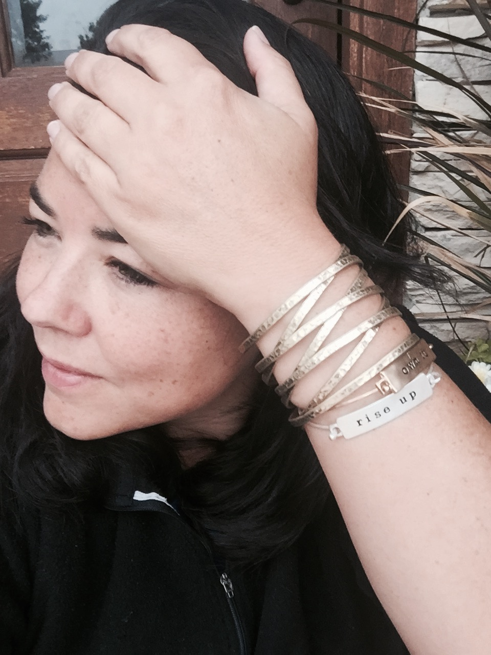 6th+Style Braclets
